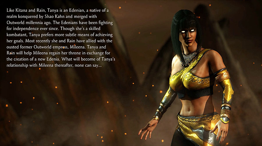 mortal kombat deception liu kang ending relationship